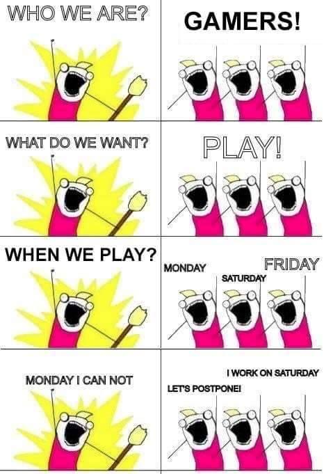 gamescheduling